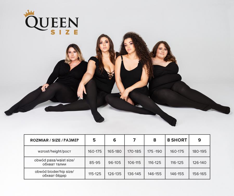 tabela queen size